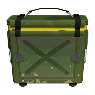 Fortnite chest png. Ammo box battle royale