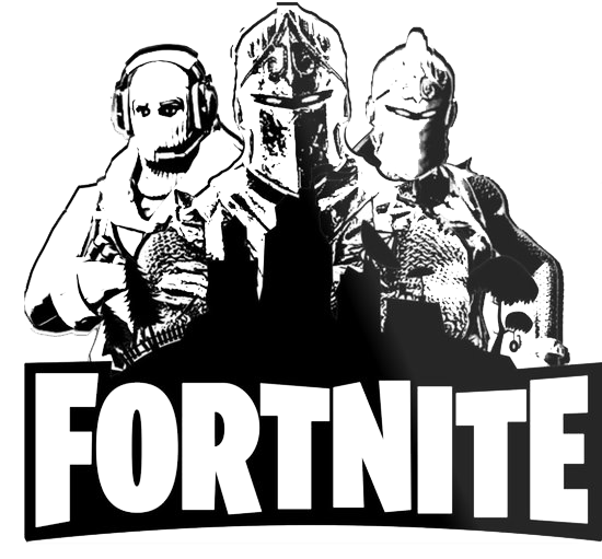 Fortnite clipart vector. Logo png images in