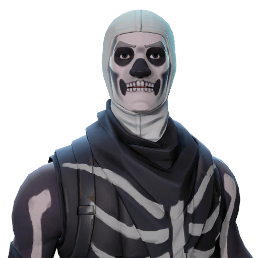 Skull trooper clipart free. Skin tracker fortnite item