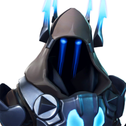 Fortnite clipart monster skin. The ice king outfit