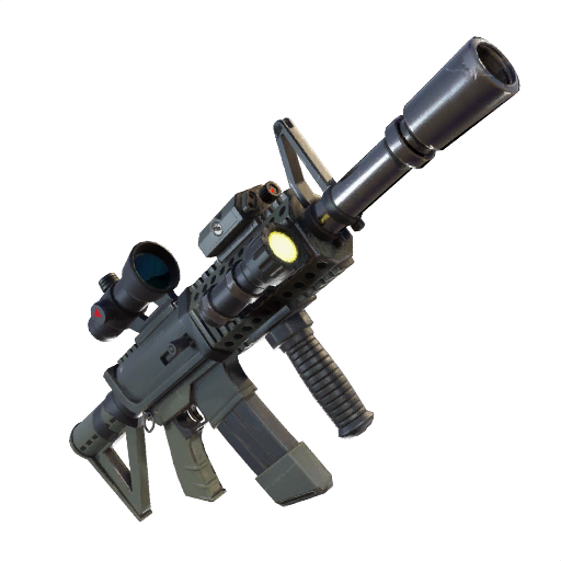Transparent rifle battle. Tiger fortnite wiki