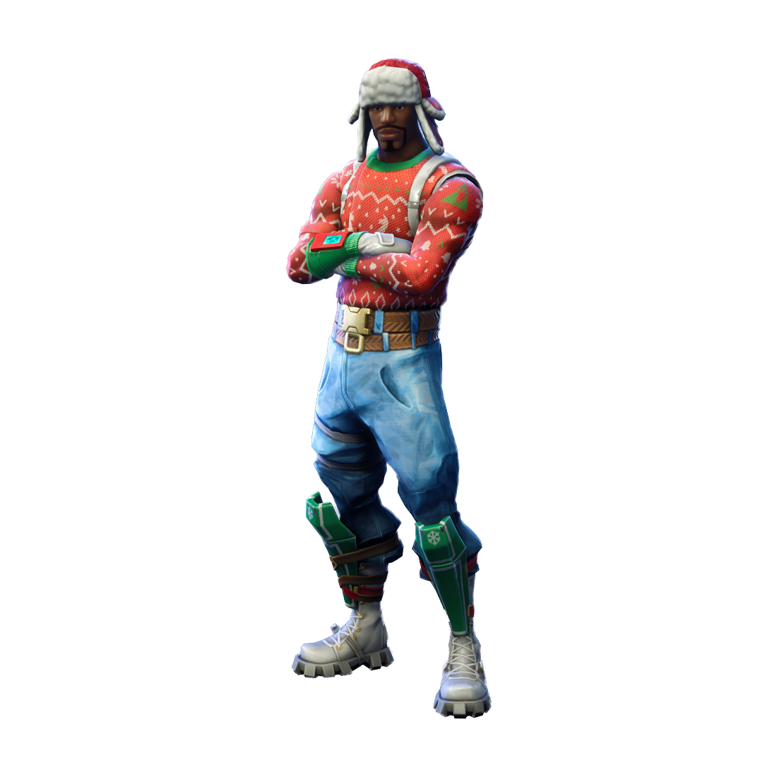 Yuletide ranger image purepng. Fortnite default dance png picture freeuse library