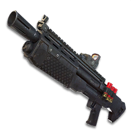 Fortnite gun png. Pixilart rluez by lukey
