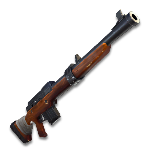 Fortnite hunting rifle png. Battle royale wiki