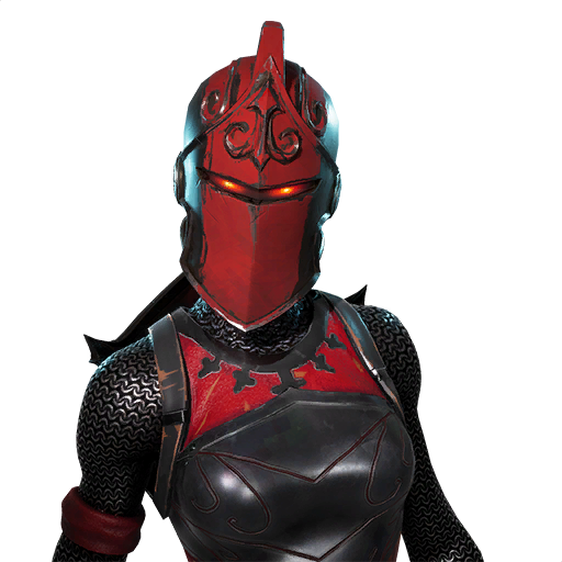 Knights vector red knight. Skin fortnite wiki