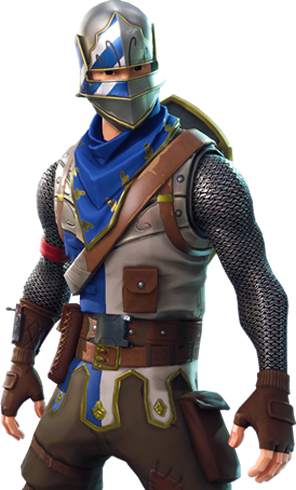 Fortnite knight png. In first person would