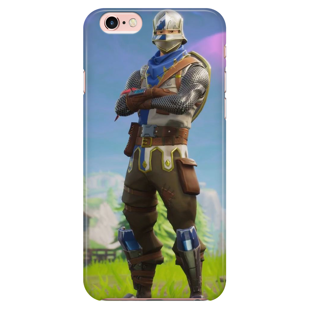 Fortnite knight png. Phone case gear