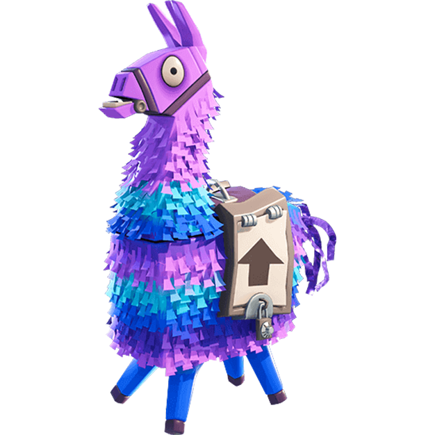 Fortnite llama png. Recources supply image free