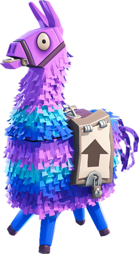 Pinata pinterest gaming overwatch. Fortnite llama png transparent library