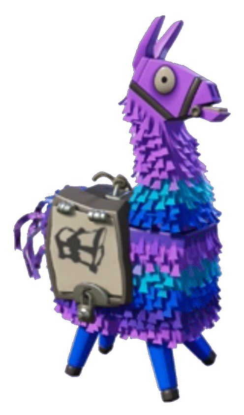 Fortnite llama png. File loot wiki december