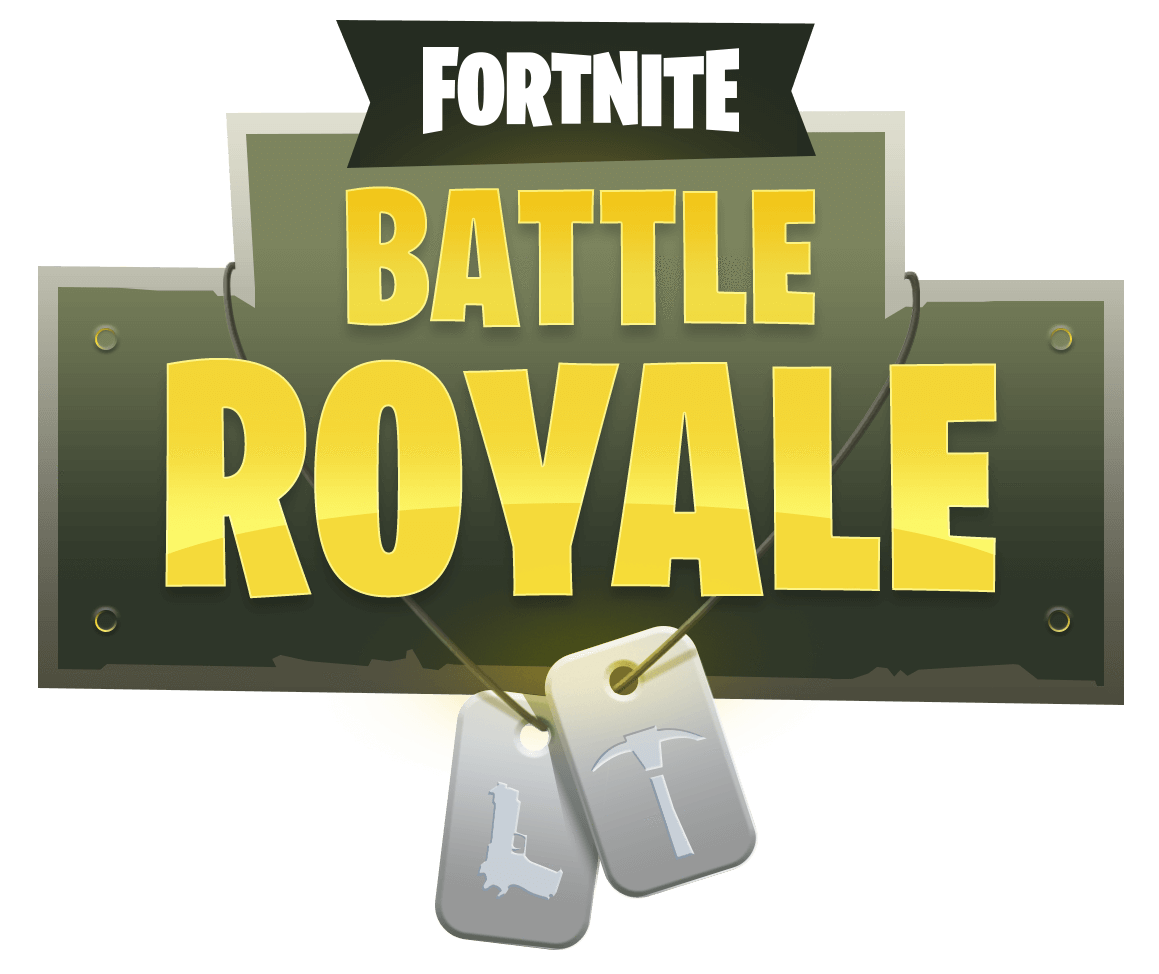 Battle royale image purepng. Fortnite logo png clipart black and white stock
