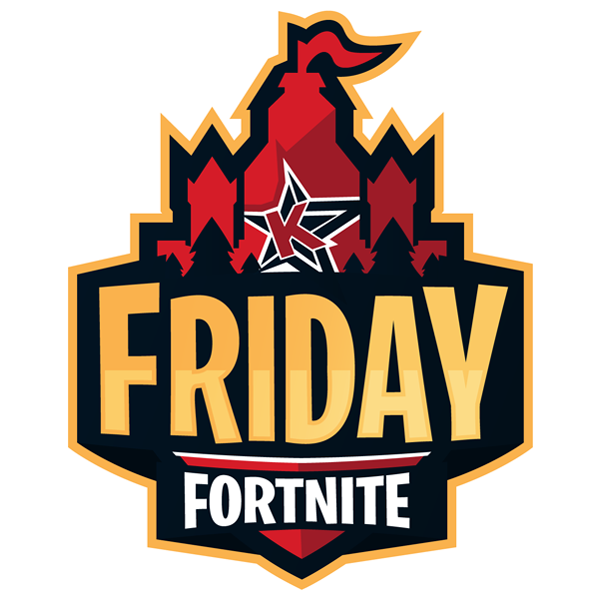 File friday esports wiki. Fortnite logo png clipart library library