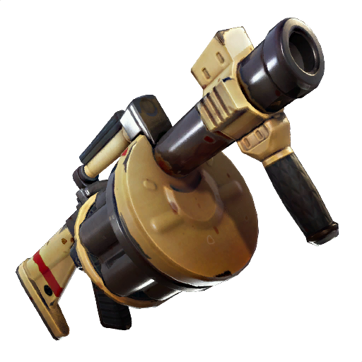 Fortnite loot chest png. Grenade launcher battle royale