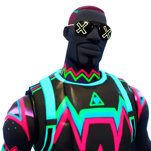 Fortnite png. Image liteshow outfit wiki