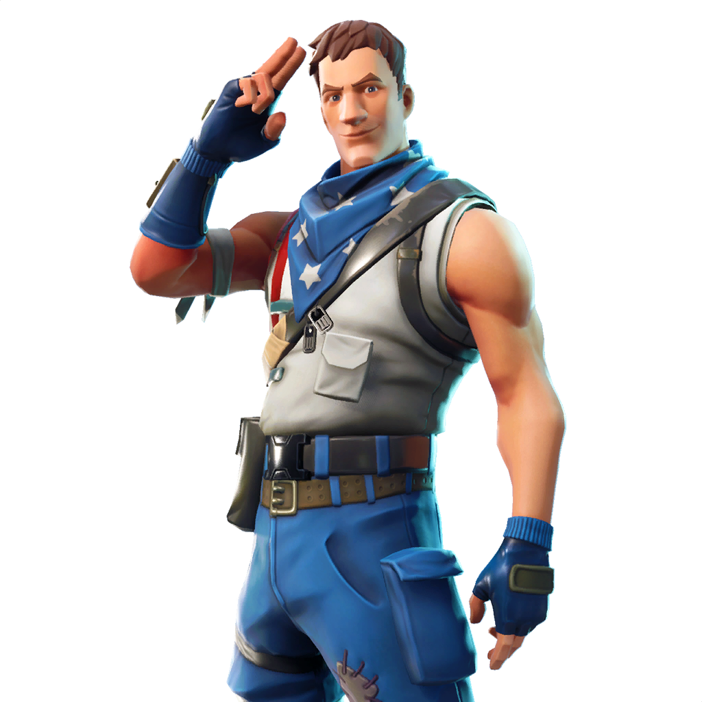Fortnite character png images