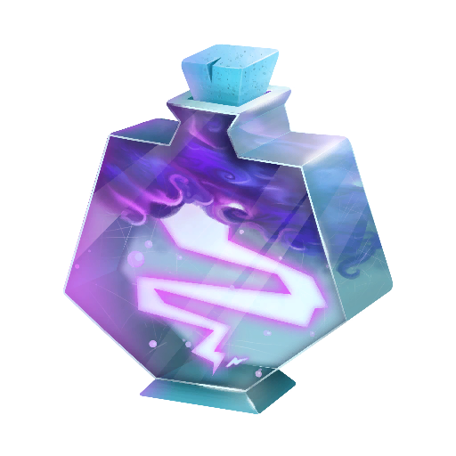 Fortnite potion png. Storm in a bottle