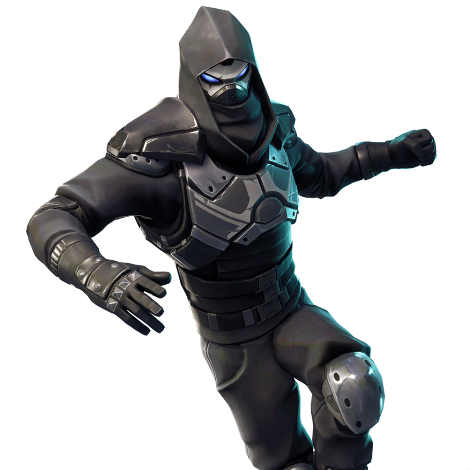 Fortnite v leaked data. Raven skin png banner transparent