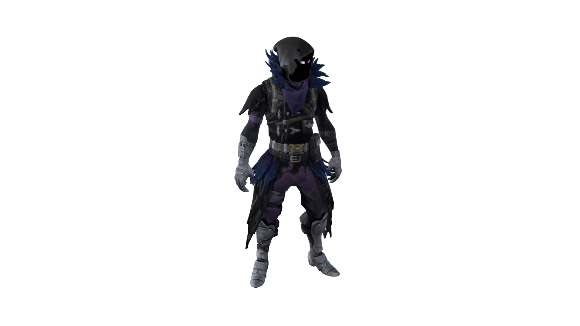 Fortnite raven png. Skin outfit info how