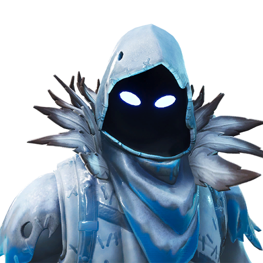 Fortnite raven png. Image frozen outfit wiki