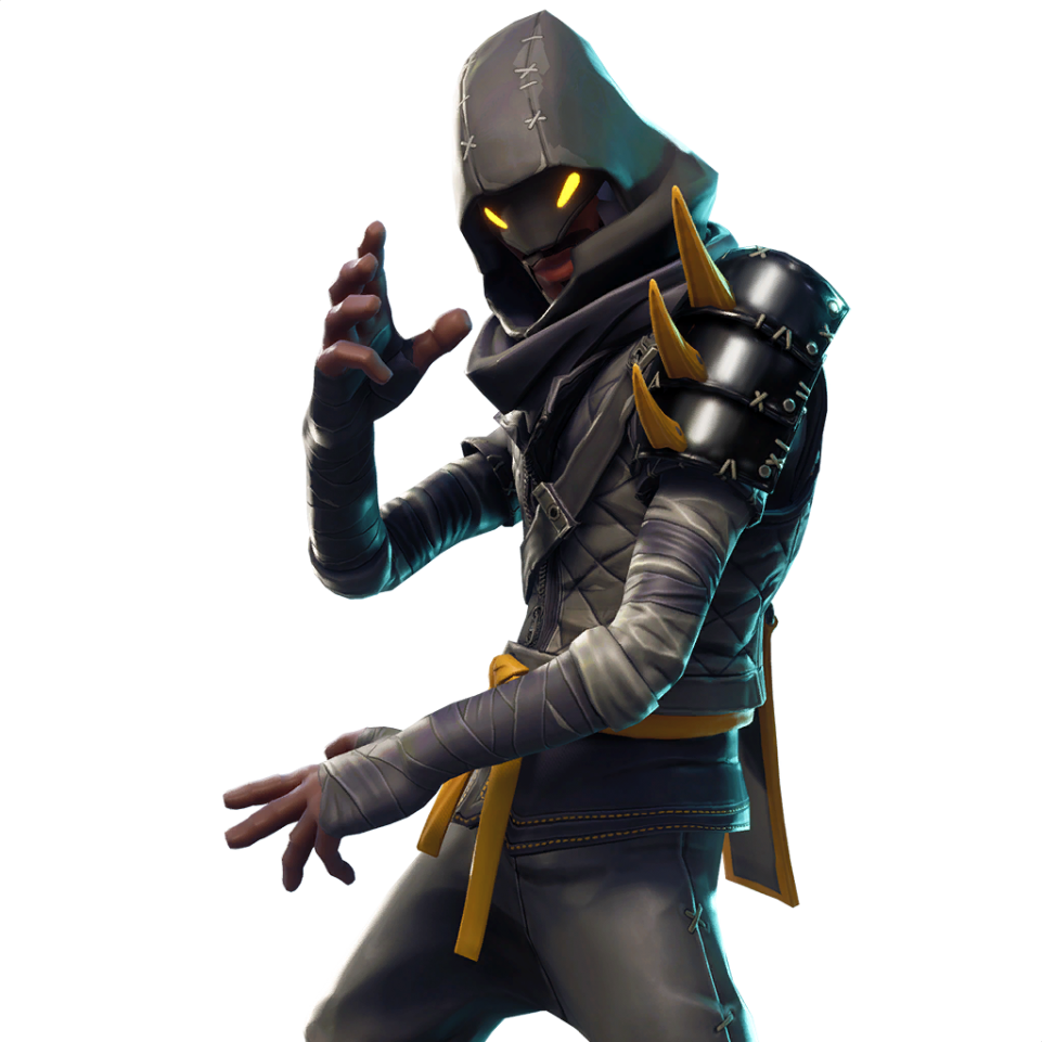 Fortnite v leaked data. Raven skin png clip royalty free