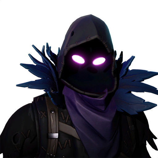 Fortnite raven png. Image outfit wiki fandom