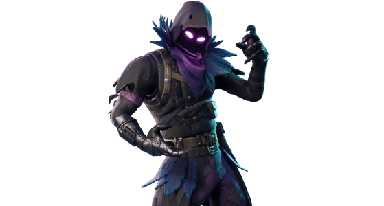 Skin l gendaire corbeau. Fortnite raven png banner royalty free download