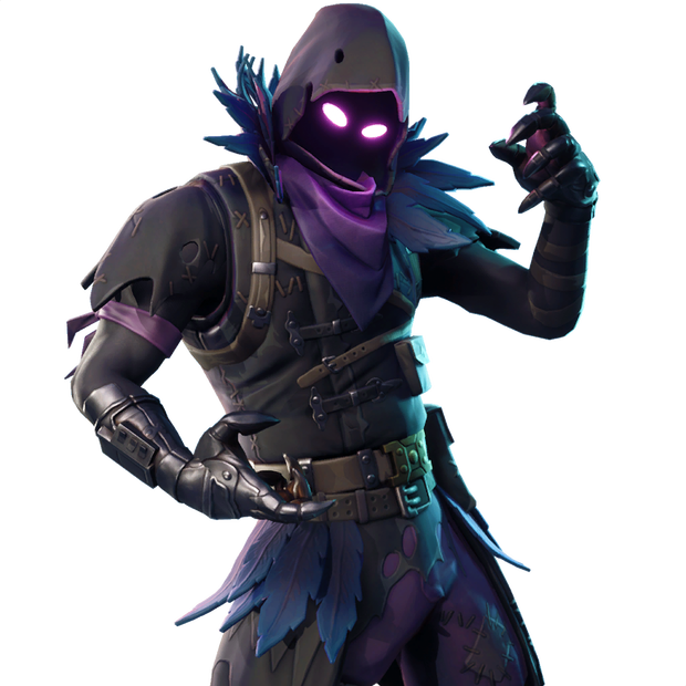 Fortnite raven png. Here s when the