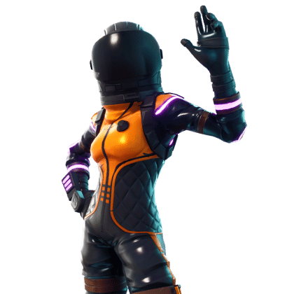 Fortnite Raven Skin Transparent & PNG Clipart Free Download - YA