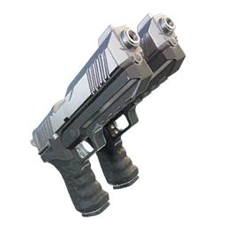 Weapons dualpistolpng. Fortnite gun png graphic black and white library