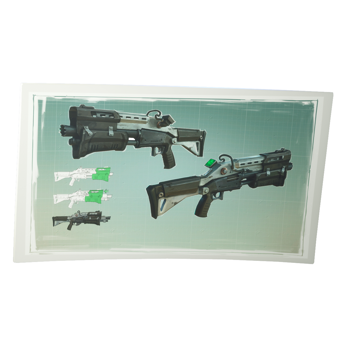 Fortnite shotgun png. Tactical image purepng free