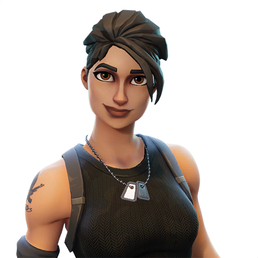 Fortnite skin png. Commando wiki