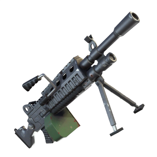 Fortnite sniper rifle png. Light machine gun battle
