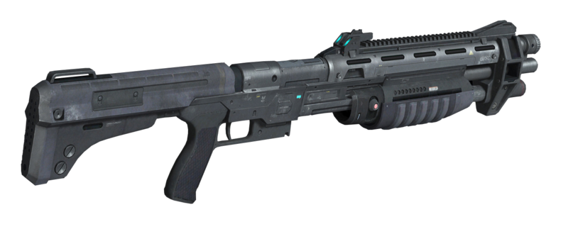 Fortnite tactical shotgun png. Image halo reach deadliest