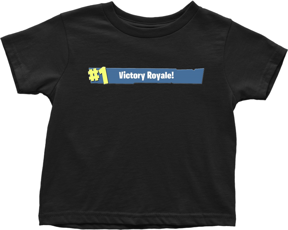 Fortnite victory royale png. Download toddler t shirt
