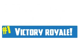 Fortnite victory royale png. Custom tank top by