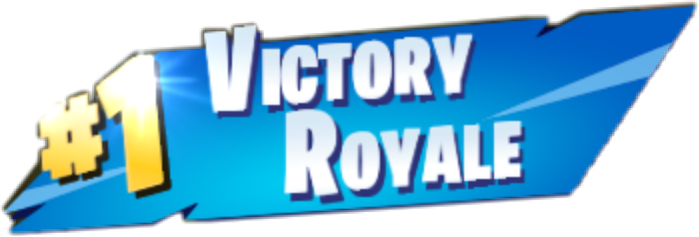 Fortnite victory royale png. Popular and trending stickers