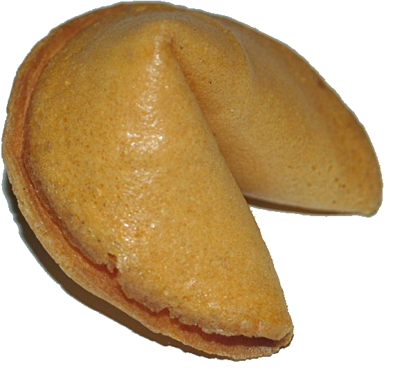 fortune cookie png