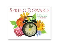 Forward clipart daylight savings time spring. There is no real