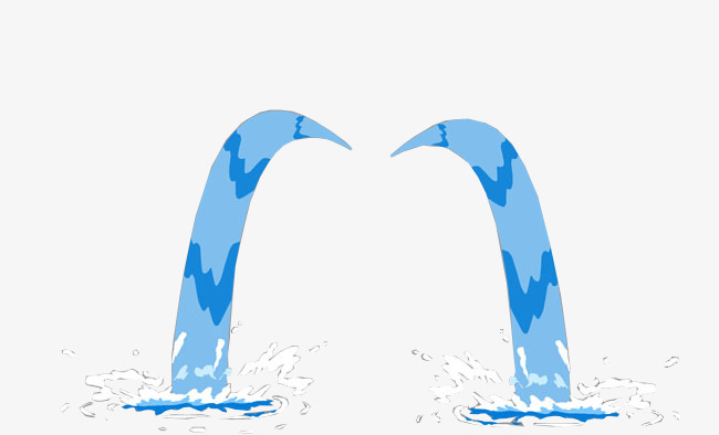 Fountain clipart water drop. Droplets tears png image