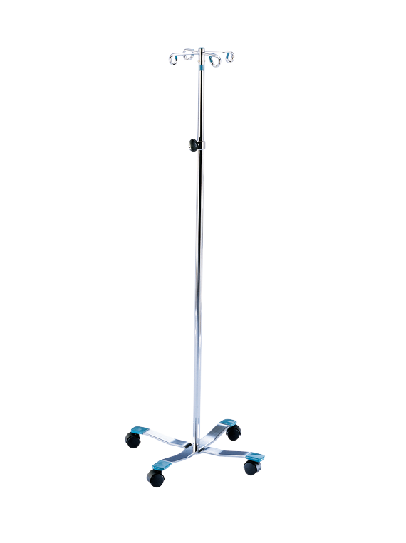 Four clip iv pole. Products archive blickman stand
