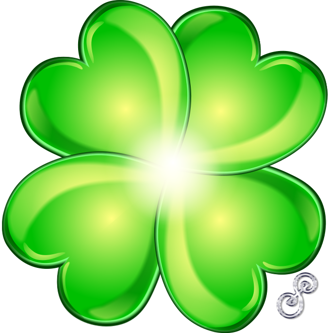 luck clipart clover patch