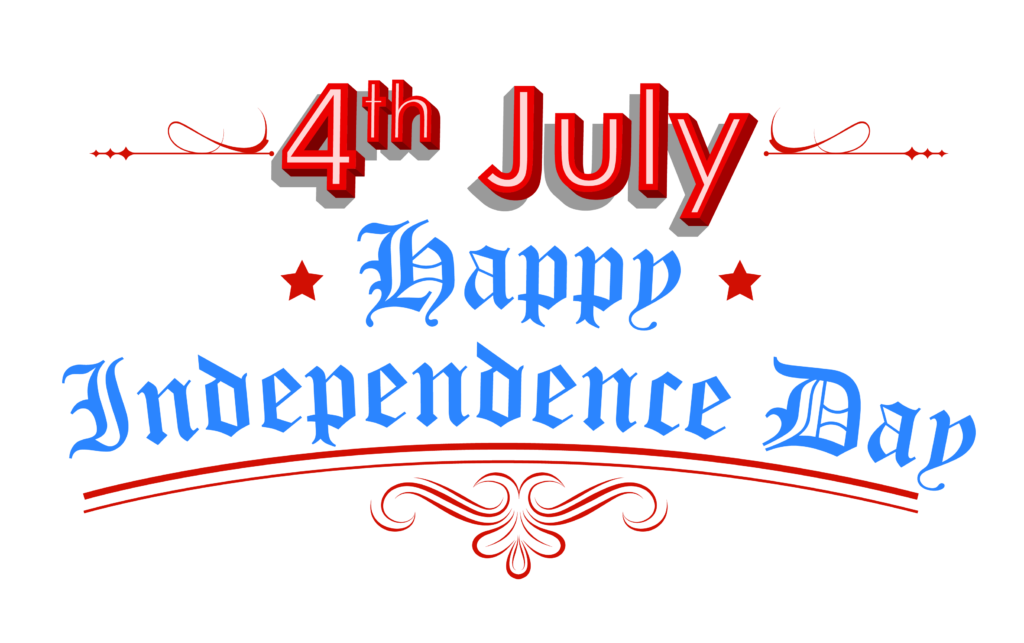Fourth of clipart png. Happy th july download
