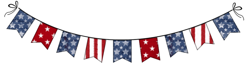 Fourth of july banner png. Ibabygirl june friday ios