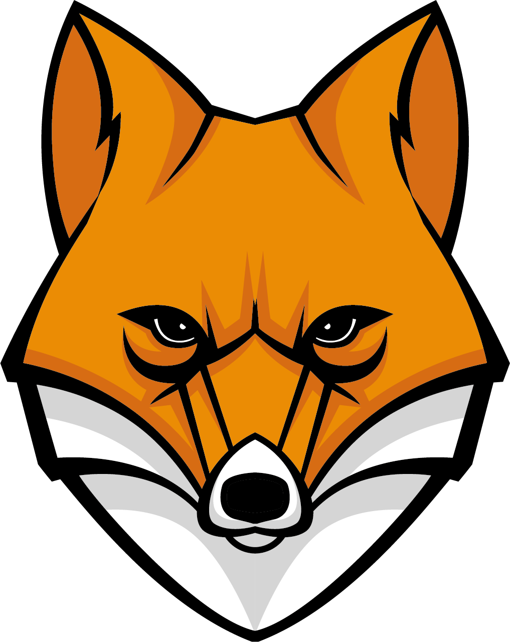 Fox clipart png. Transparent free images only