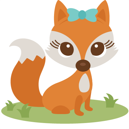 Fox clipart png. Collection of cute