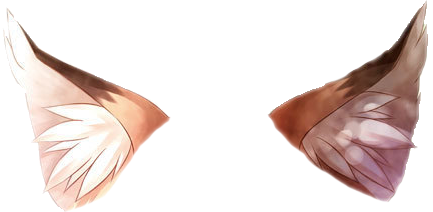 Fox ears png. See profile and image
