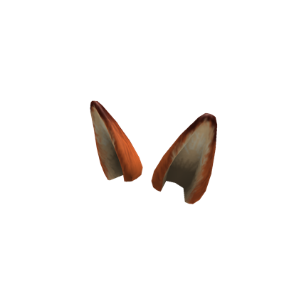 Roblox. Fox ears png transparent library
