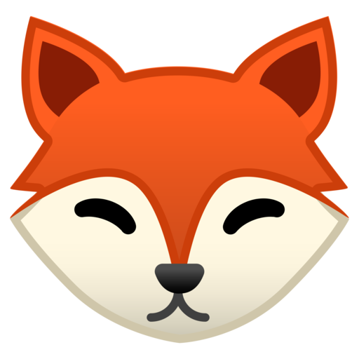 fox face png