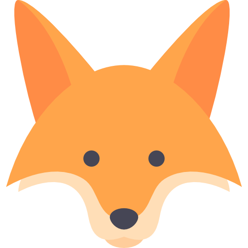 fox head png