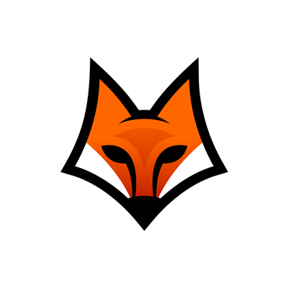 logos transparent fox